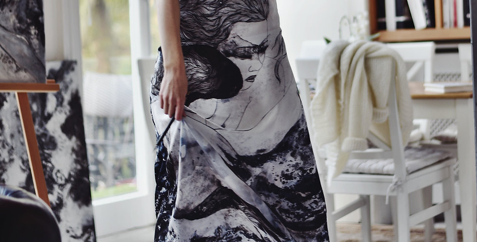 SIRENS dress - limited edition of 20