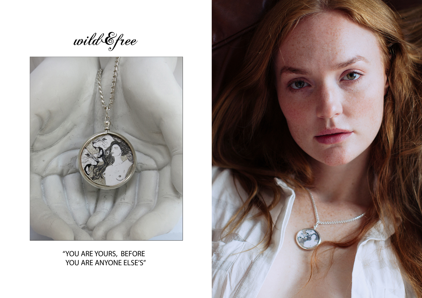 YD jewellery Wild&Free