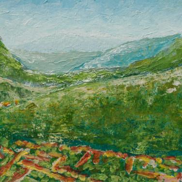 """""""View of Antigua"""""""