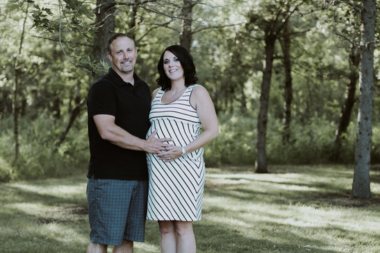 Maternity Session - Lloydminster Photographer