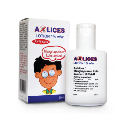 A-LICES Lotion