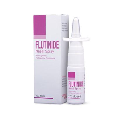 FLUTINIDE Nasal Spray