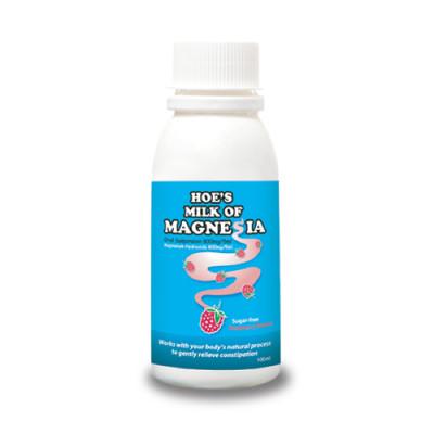 HOE'S Milk of Magnesia Oral Suspension