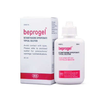 BEPROGEL Topical Solution