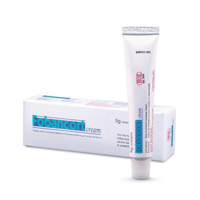 FOBANCORT Cream