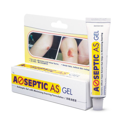 A-Septic AS Gel