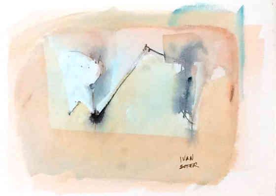 Aquarela  1997 13 x 17,5 cm E5