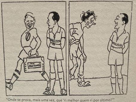 Paulistas versus cariocas: a grande crise futebolística de 1930