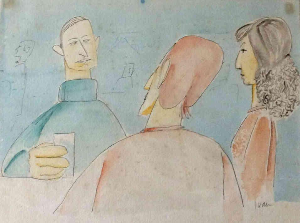 Zoca no bar