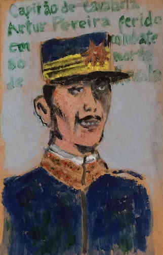 Capitão de Cavalaria Artur Pereira