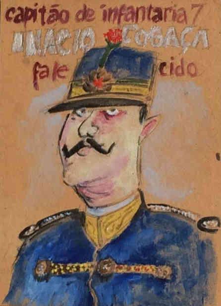 Capitão de Infantaria Inácio Fogaça