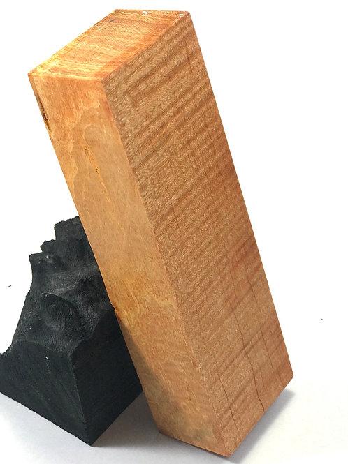 Custom Block - Dyed Maple