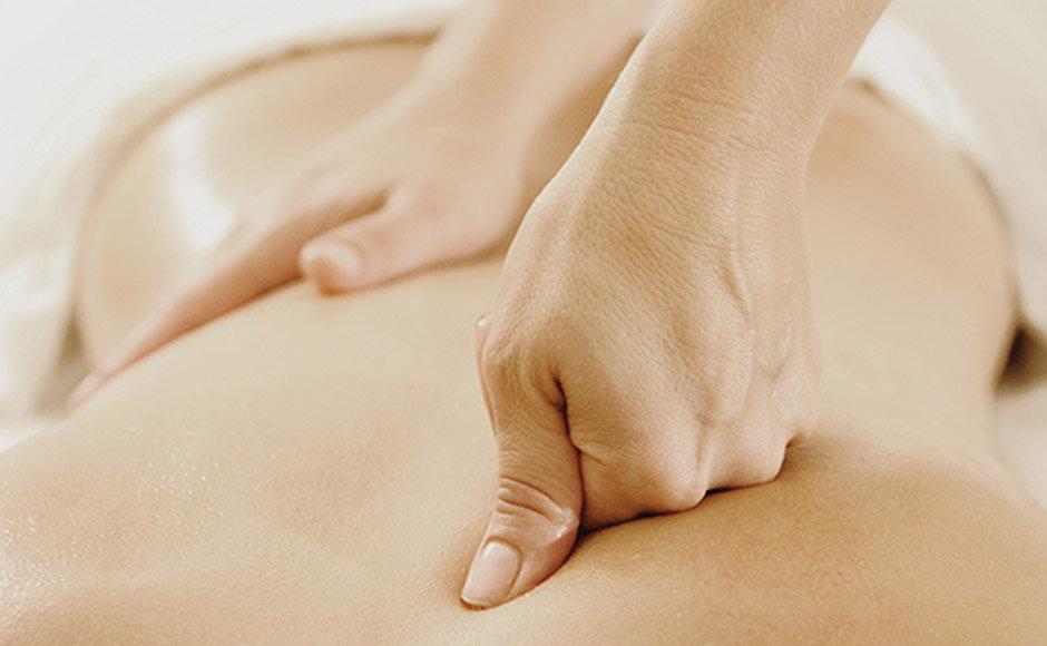 Shiatou masaj