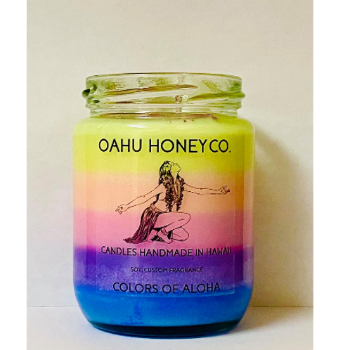 COLORS OF ALOHA |MULTI SCENTED|