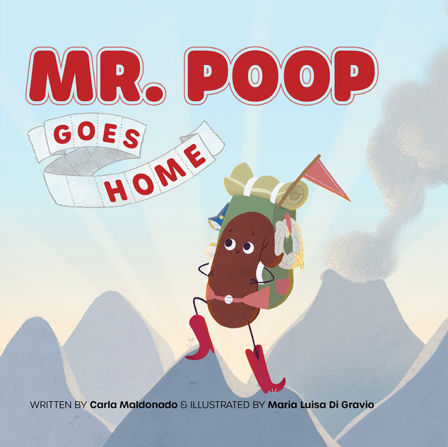 MR. POOP GOES HOME!