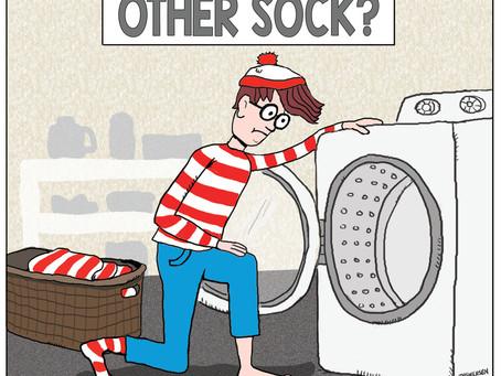 One-Sock Waldo