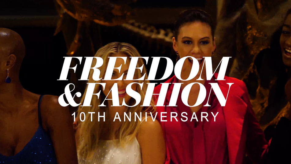 Freedom & Fashion 2018 Recap