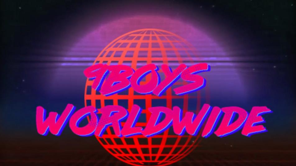 9Boys Worldwide Logo