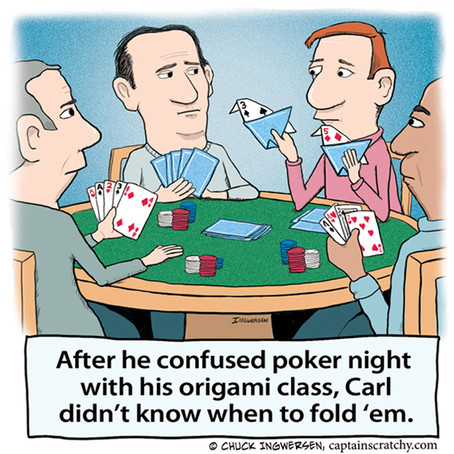 When to Fold 'Em