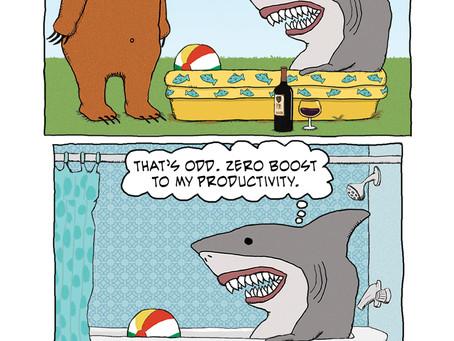 Unproductive Shark