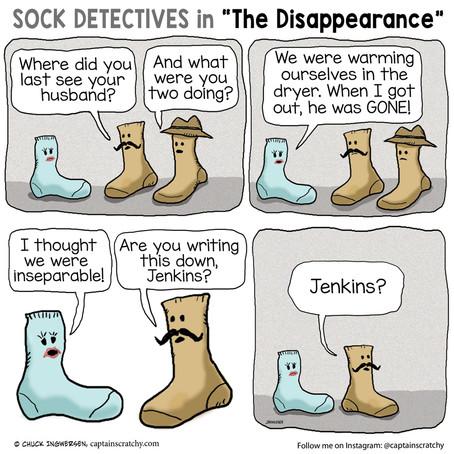 Sock Detectives