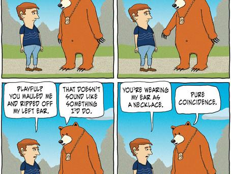 Reunion with a bear