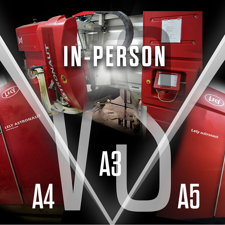 Learn With West Coast - A3 vs A4 vs A5 - (In-Person)