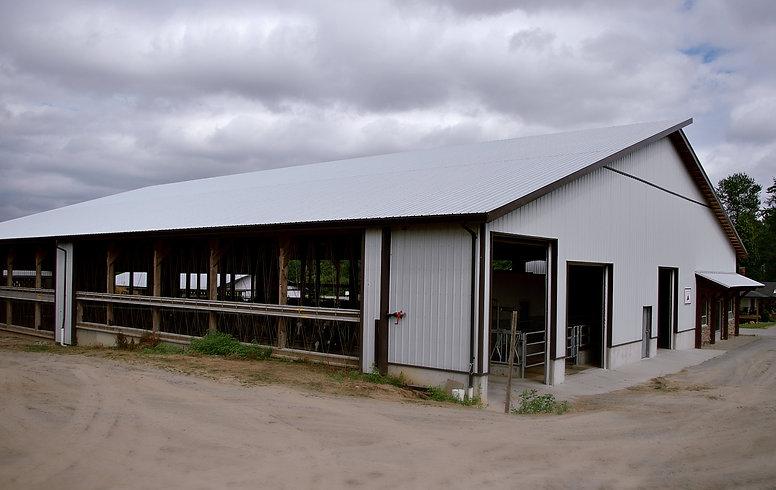 Antonsen Barn exterior