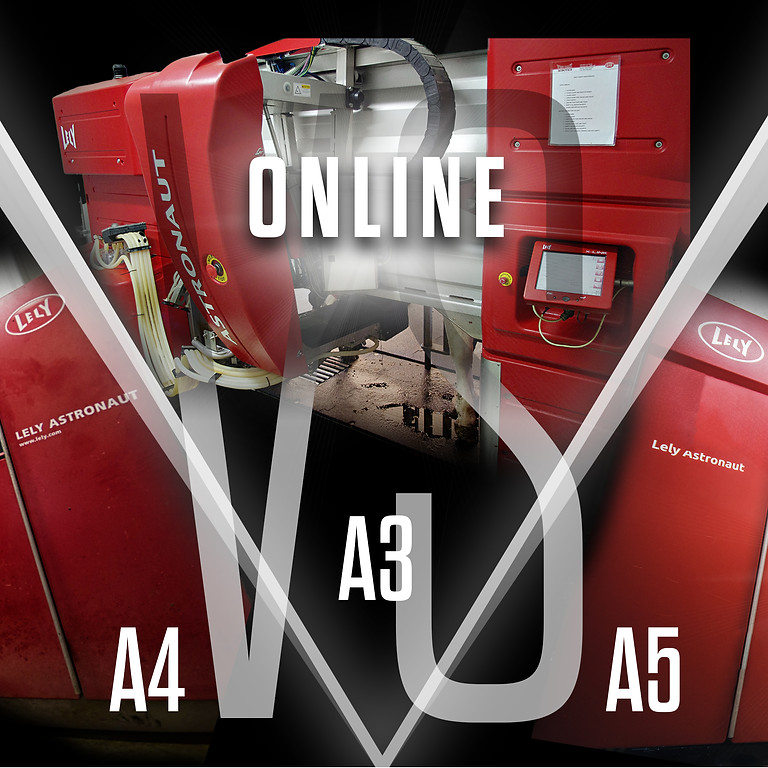 Learn With West Coast - A3 vs A4 vs A5 - (Online)