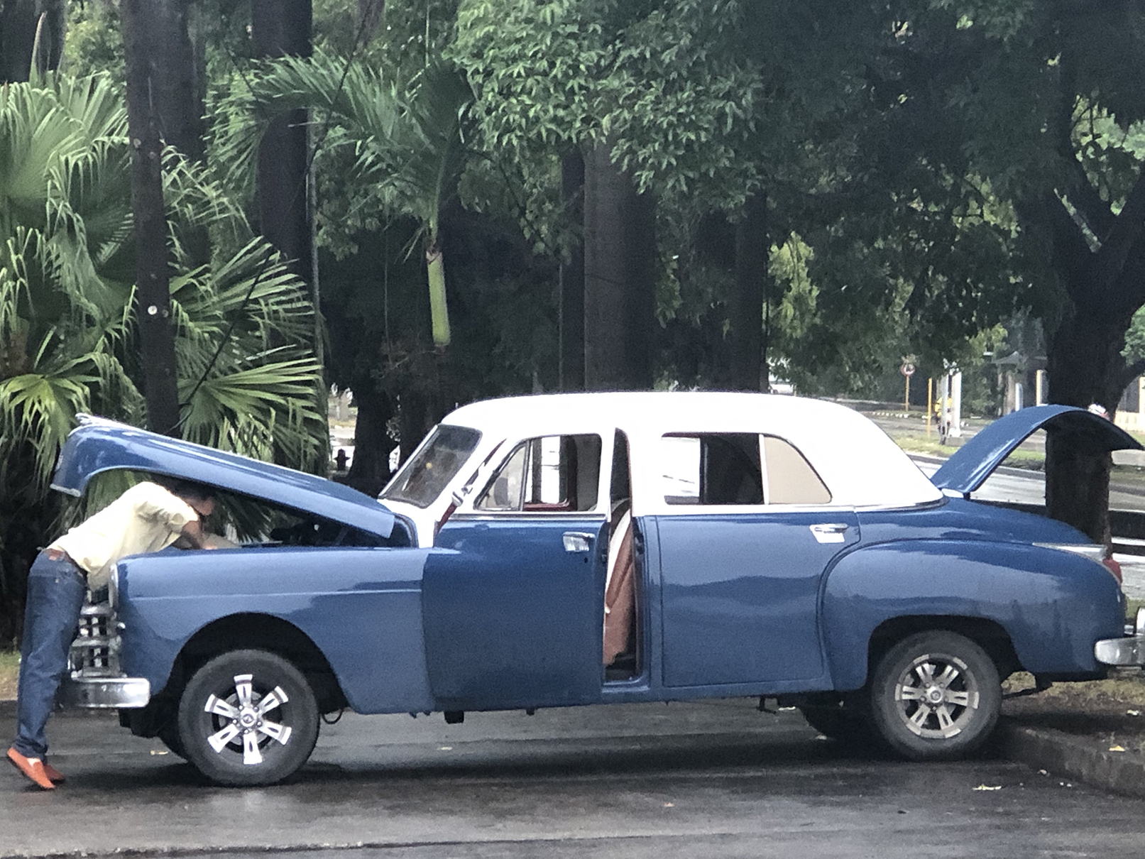 Havana Mechanic