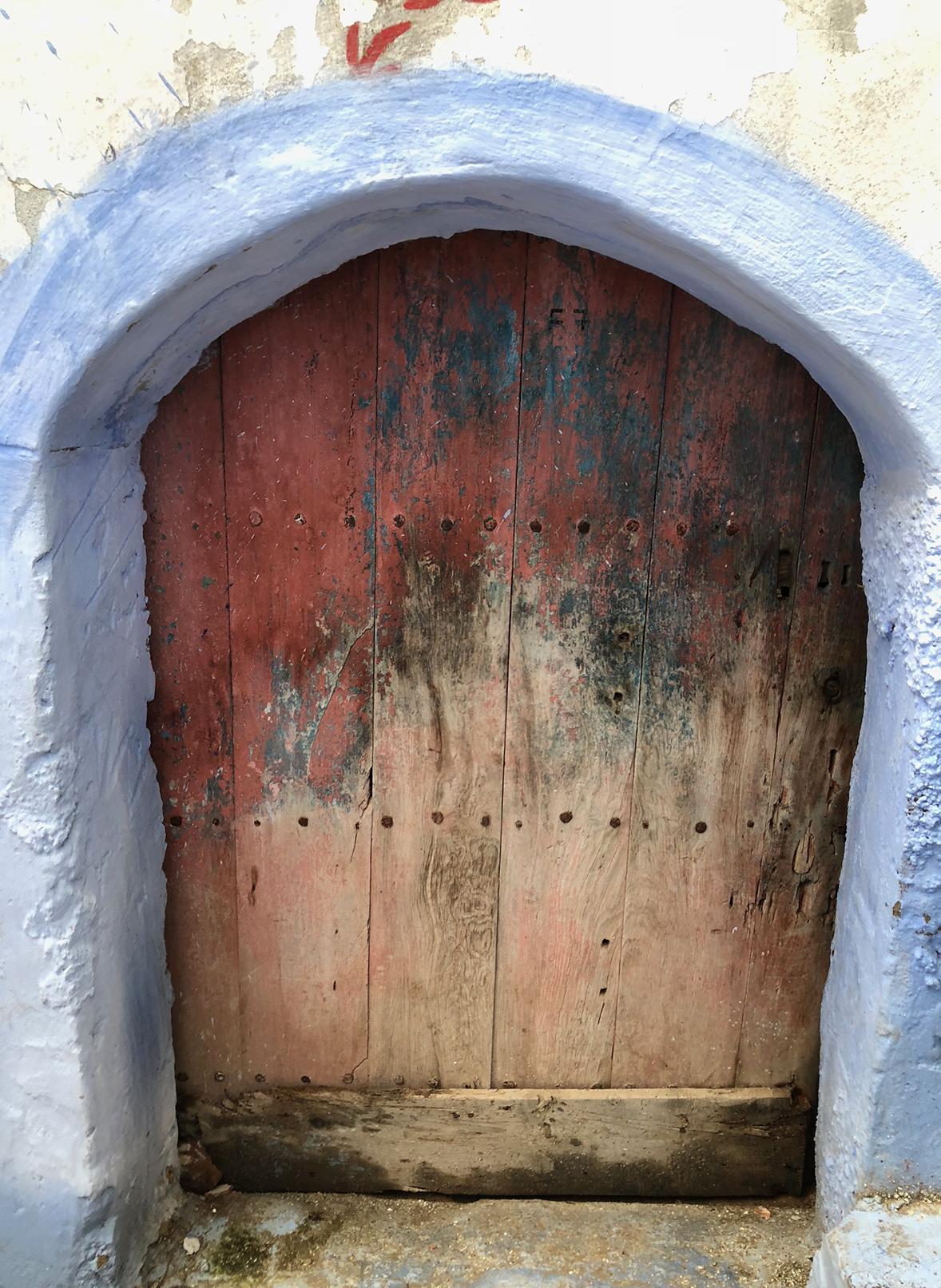 Small Doorway, Rabat