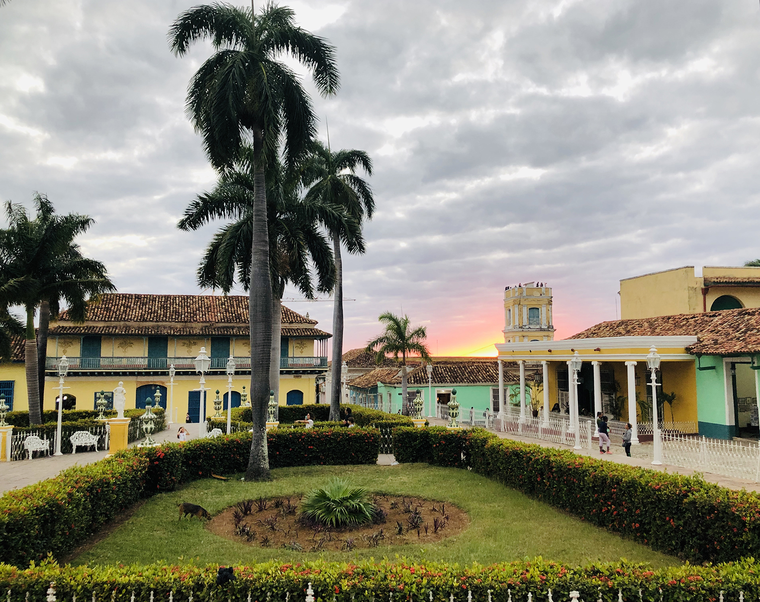 Trinidad Tableau