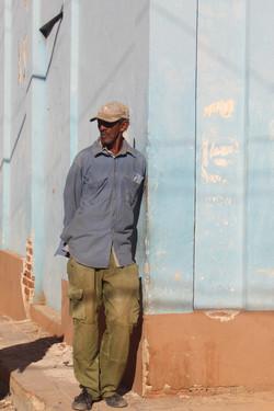 Cienfuegos Worker