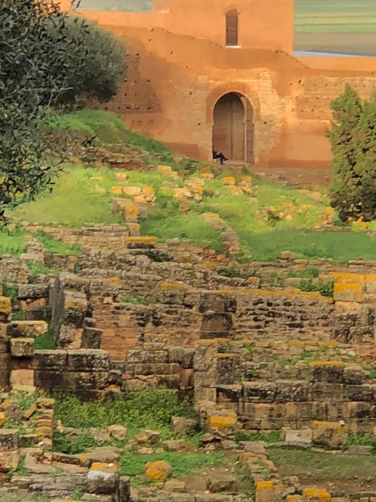 Ancient Ruins, Rabat