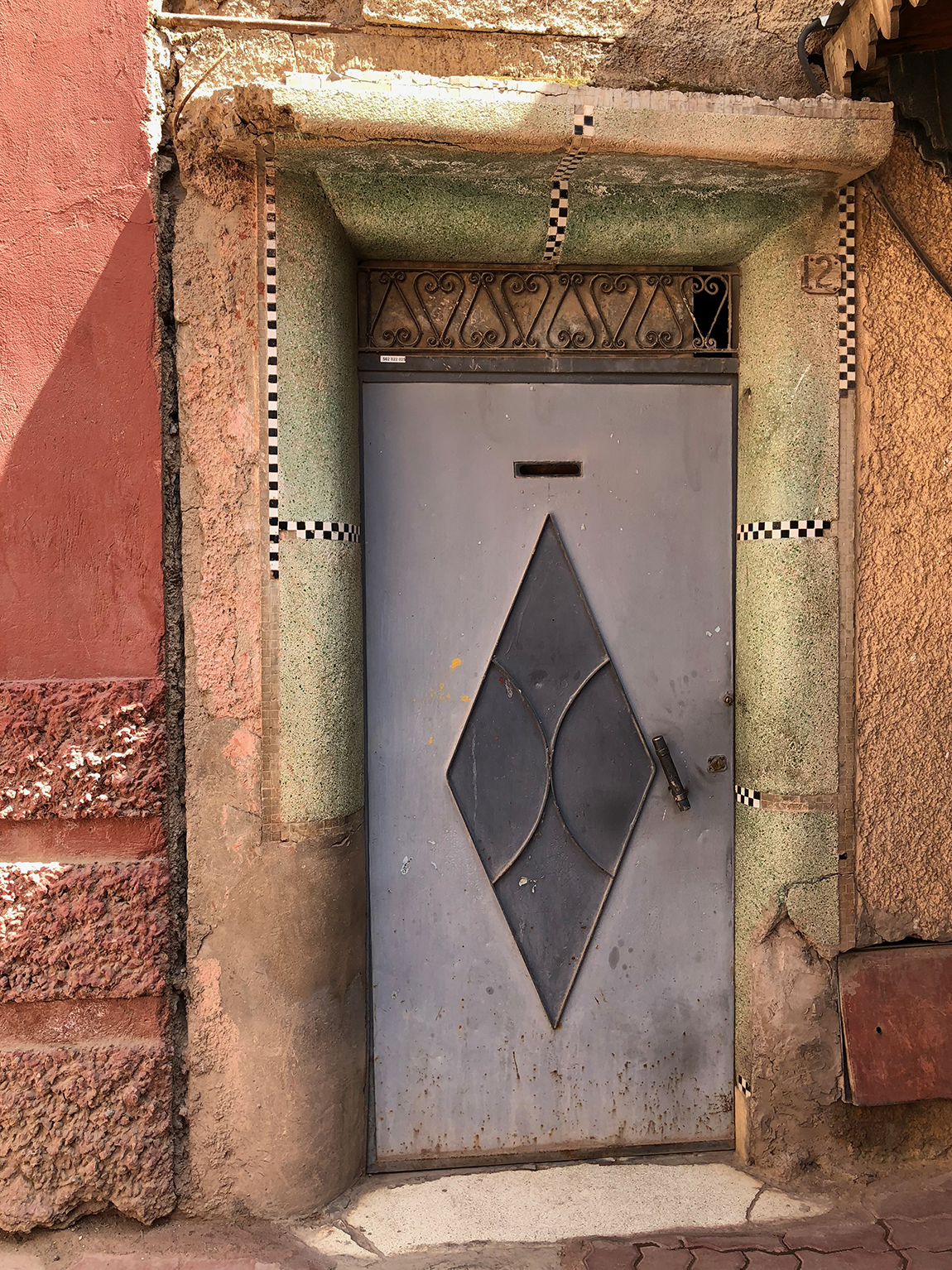 Diamond Door, Marrakesh