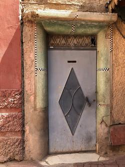 Diamond Door, Marrakesh