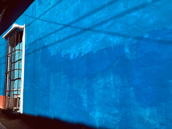 Trinidad Wall Blue Orange