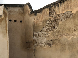 Beige Wall, Fez