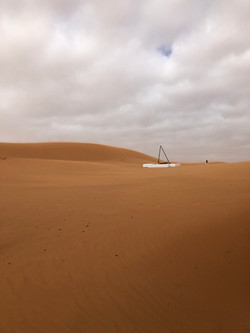 Desert Dawn, Sahara