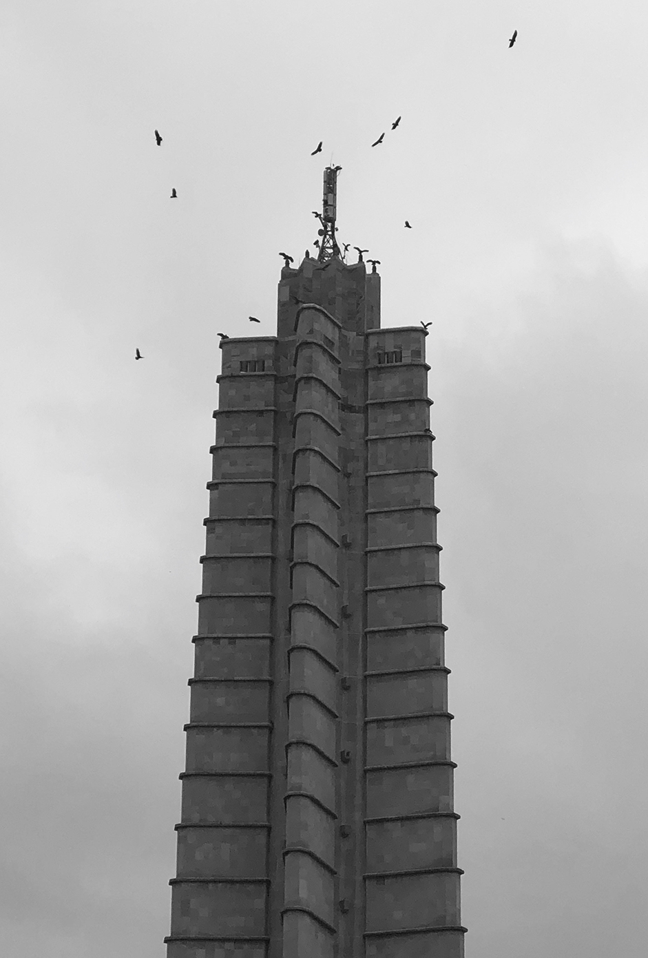 Havana Revolutionary Tower