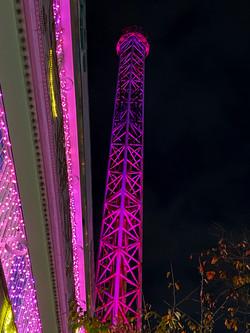 Purple Tower, Tokyo