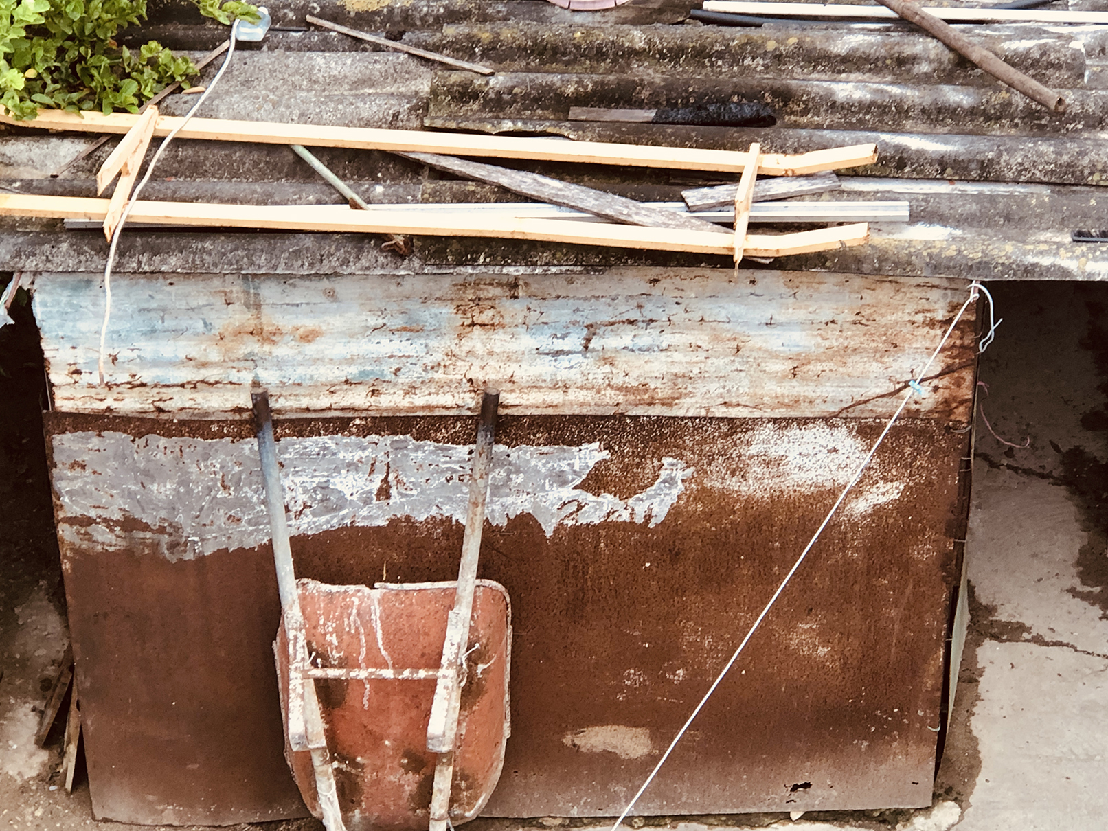 Havana Dumpster