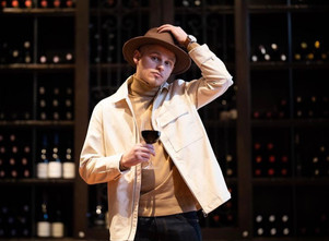 Worcester bred SUMiT uncorks  wine season with his new album 'Vino: Better With Time'