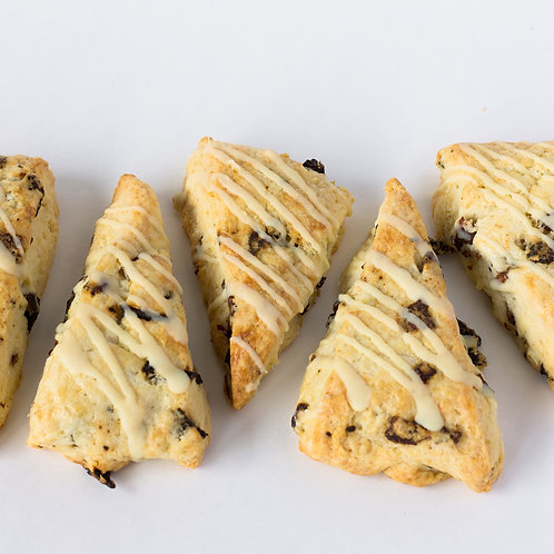 PICK UP ONLYScone with Pancetta, Squash, and Sage