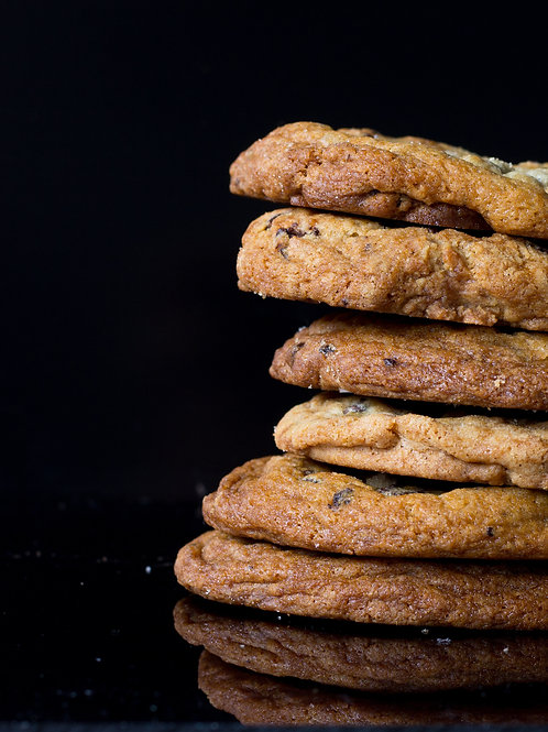 PICK UP ONLY Chocolate Chip Cookie With Sea Salt