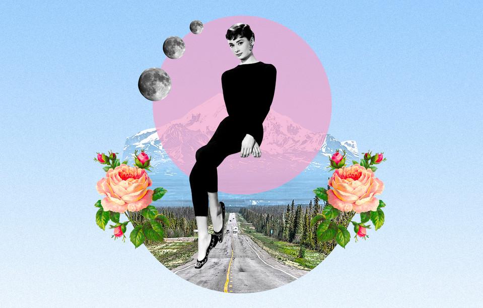 Touro // Audrey Hepburn