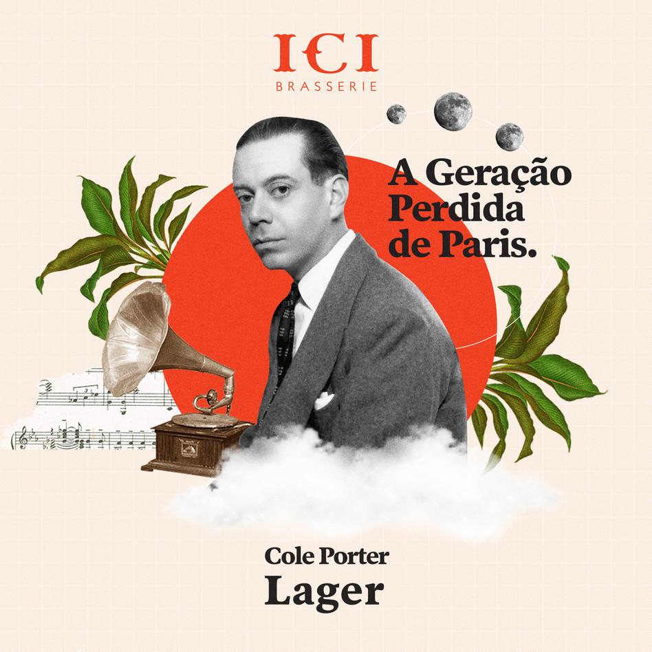 Cole Porter • Blondine + Ici Brasserie