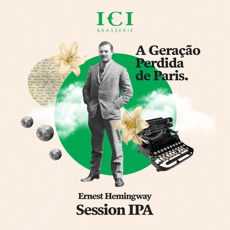 Hemingway • Blondine + Ici Brasserie