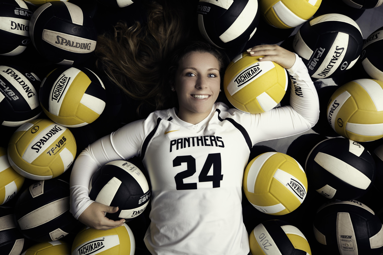 Cassidy volleyball