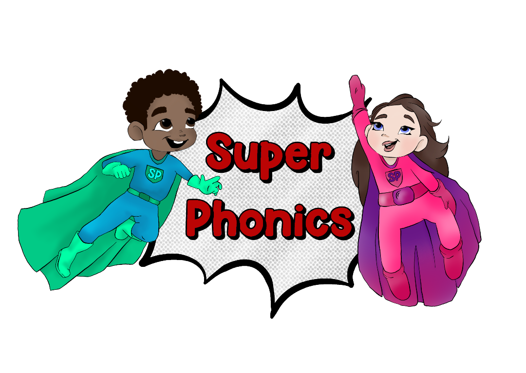 Super Phonics logo